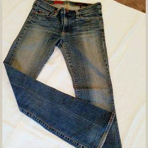 AG Jeans Size 27/Regular Angel Bootcut